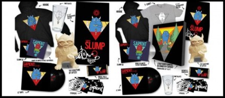 """Slump"" Pre-Orders Available Now!"