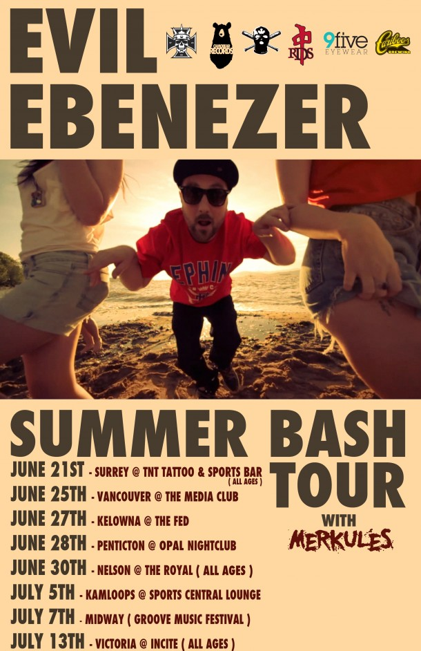 Evil Summer Bash Tour